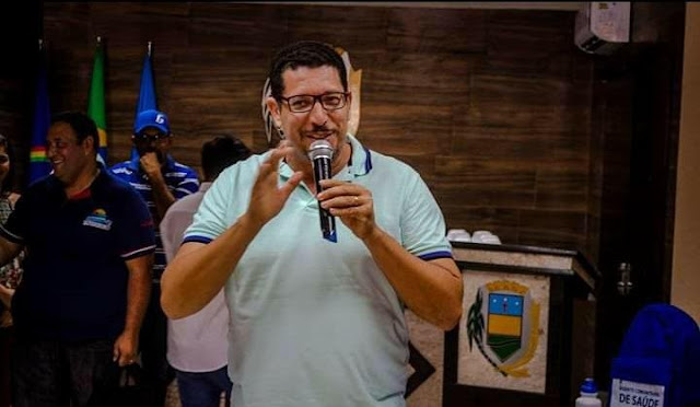 Água Preta: Tonhão Deverá Concorrer à Prefeitura Com o Apoio dos Coutinhos.