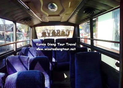 foto minibus yang bisa ke dieng
