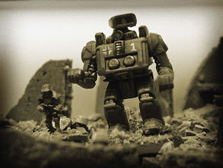 Nazi Battle Robot