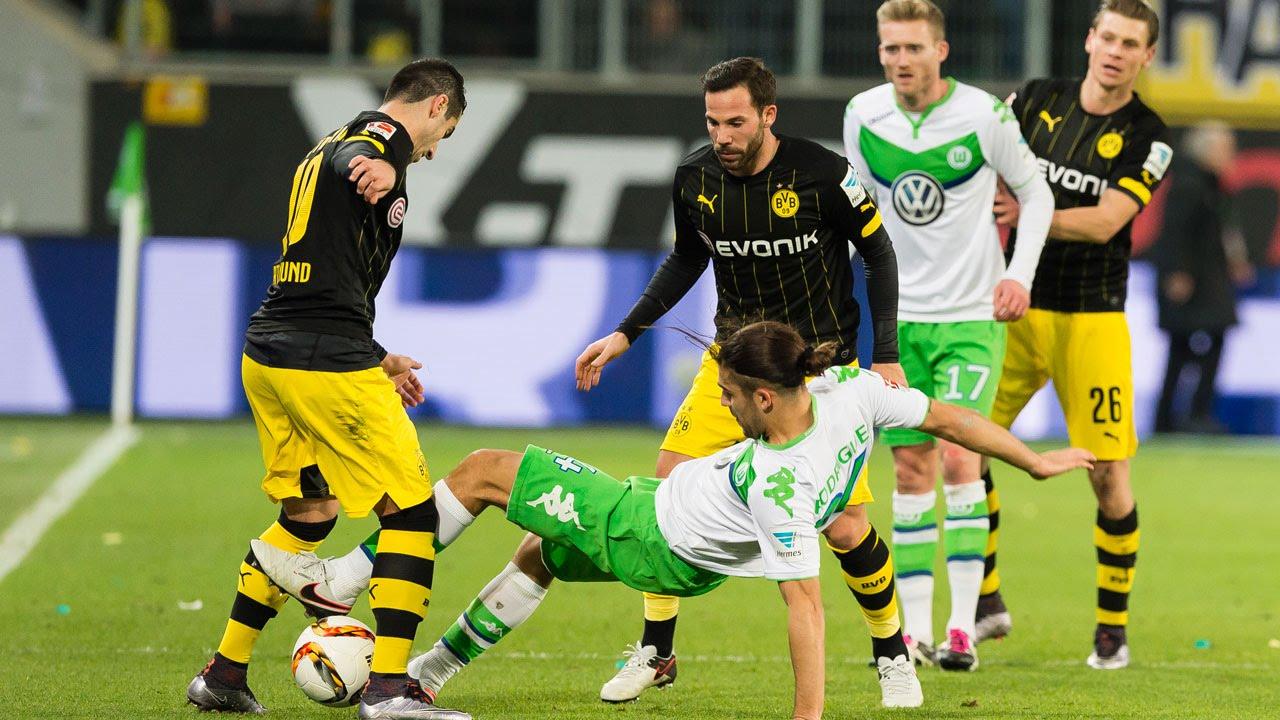 Prediksi Wolfsburg VS Borussia Dortmund 23 Mei 2020