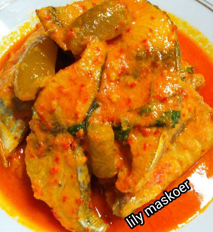Resep Asam Padeh Ikan Tuna