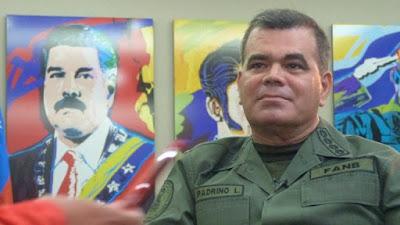 Ministro venezolano de Defensa: No se usan armas letales en manifestaciones públicas