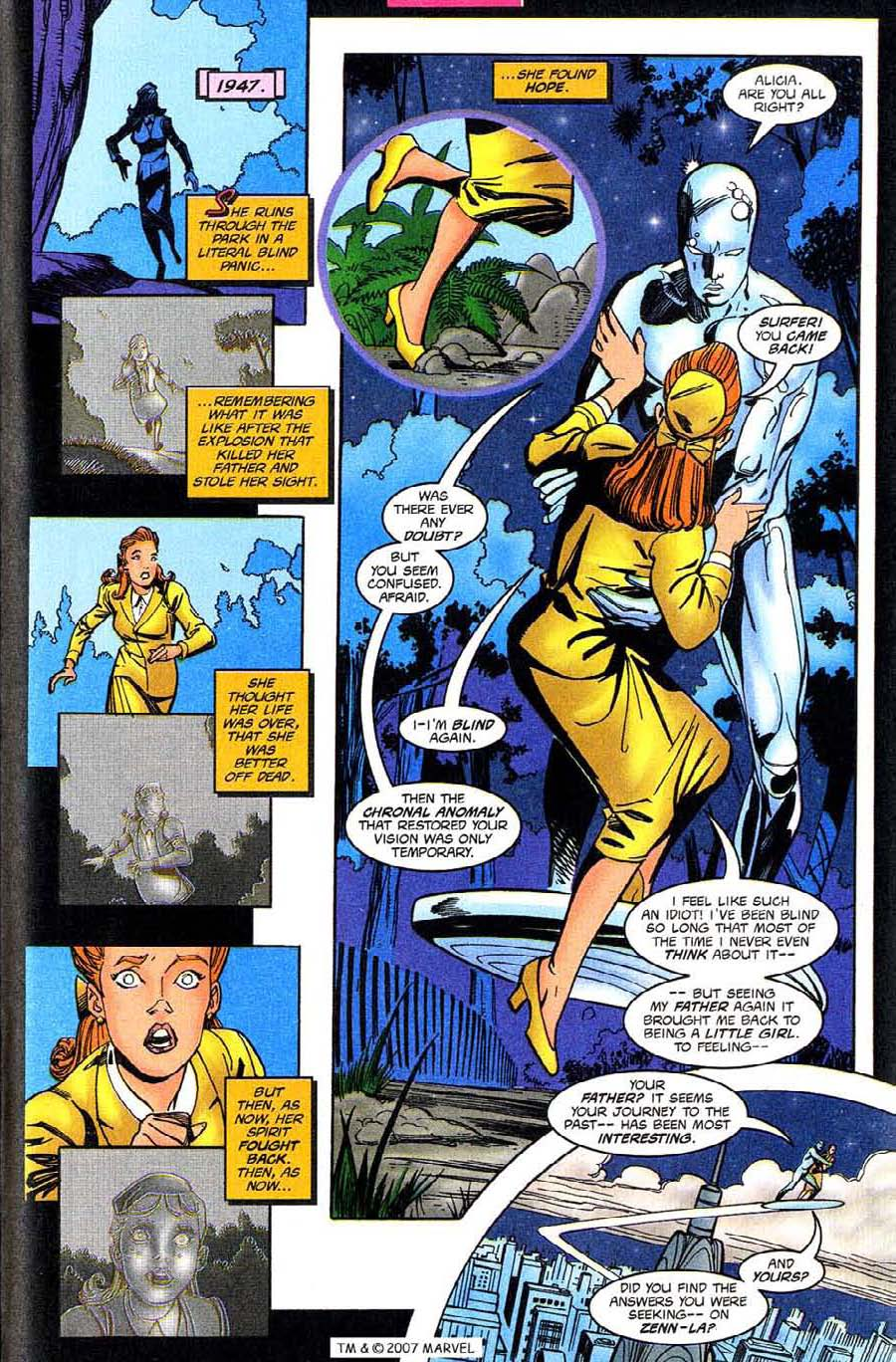 Read online Silver Surfer (1987) comic -  Issue #131 - 27