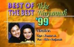 Lirik Lagu Ikke Nurjanah - Terlena