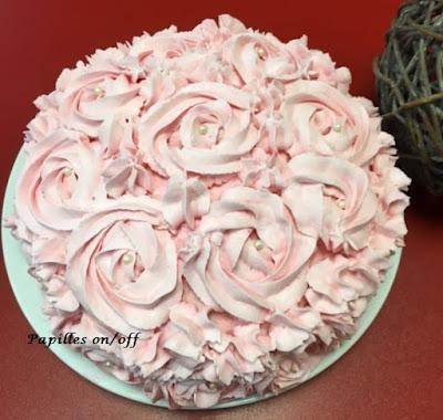 Cake A La Fraise Mix Ef Bf Bd Sans Beurre