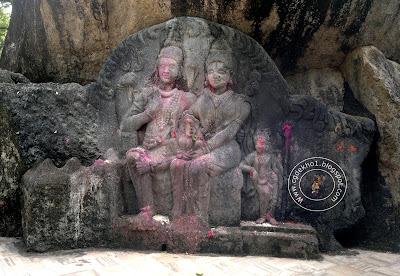 Bhuteshwar Nath shiv temple Gariaband