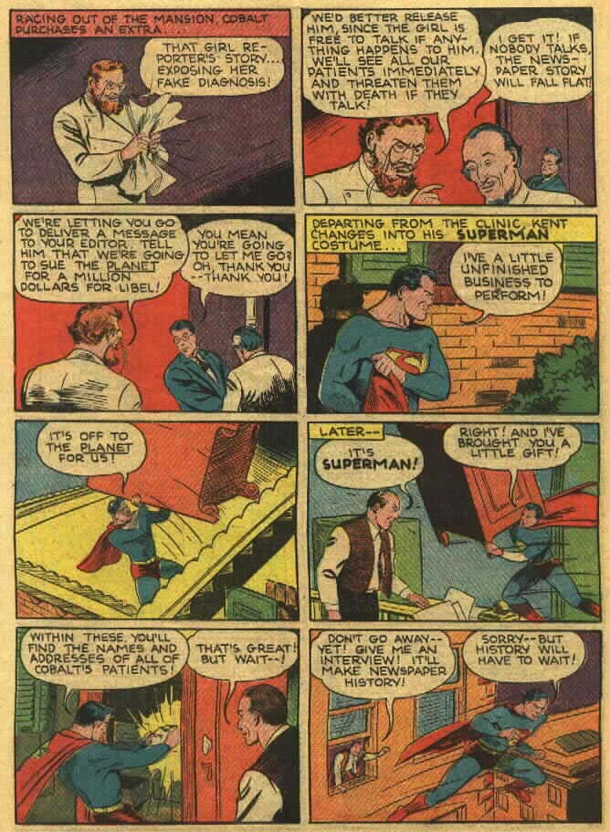 Read online Action Comics (1938) comic -  Issue #26 - 11