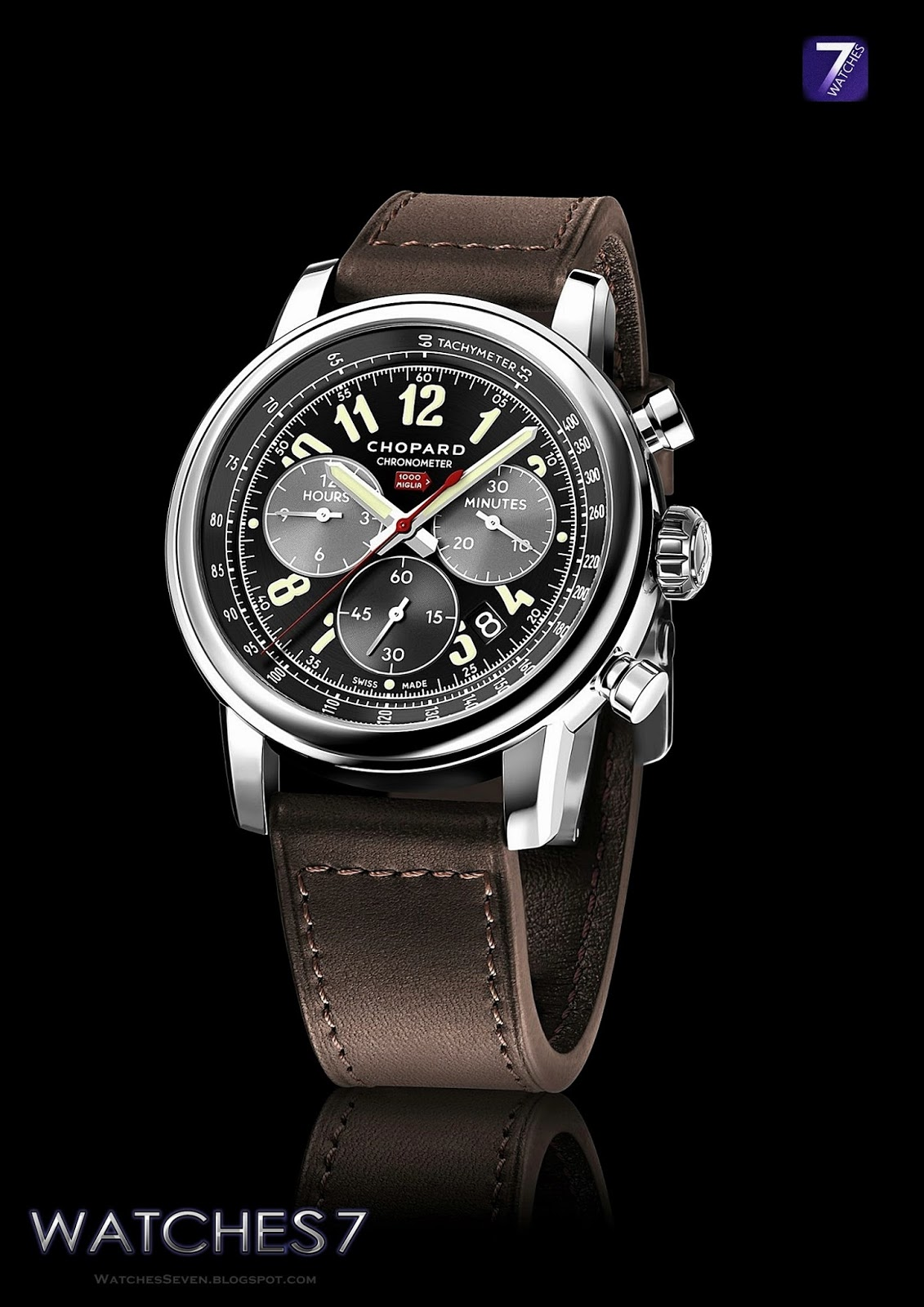 watches 7 chopard mille miglia 2016 xl race edition. Black Bedroom Furniture Sets. Home Design Ideas