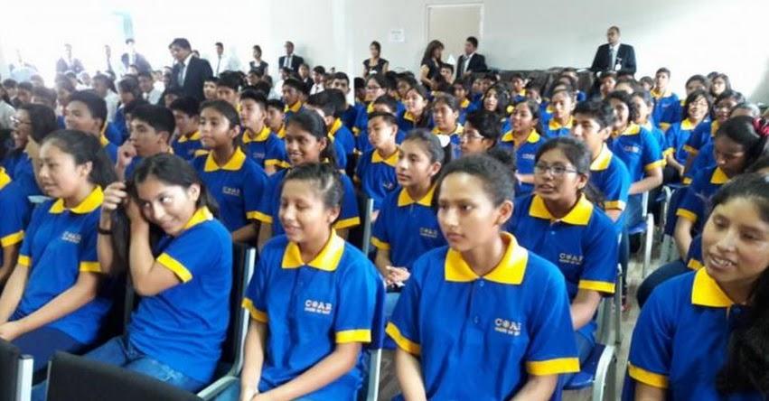 COAR: Inauguran año escolar en el Colegio de Alto Rendimiento de Madre de Dios
