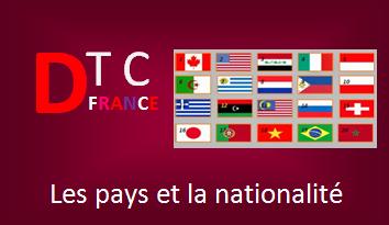 Menanyakan Asal Negara dan Kebanggsaan dalam Bahasa Perancis