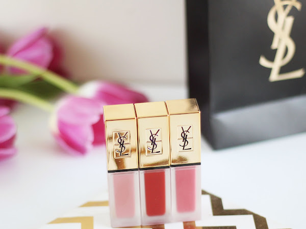 YSL Tatouage Couture Liquid Lipstick | Review
