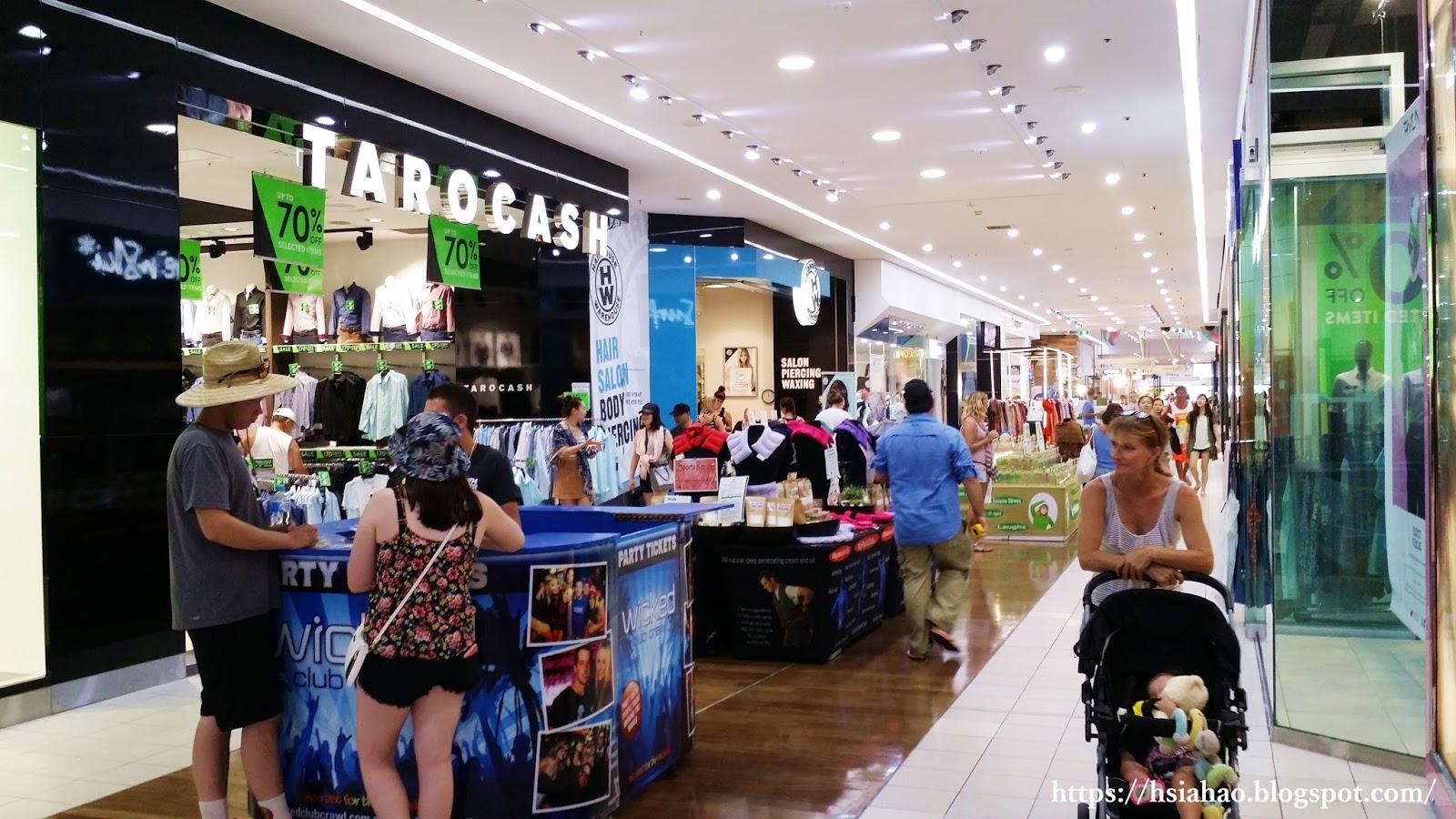 黃金海岸-衝浪者天堂-海灘-推薦-景點-逛街-購物-Gold-Coast-Surfers-Paradise-Beach