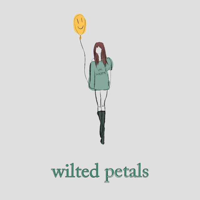 """Listen to """"I'm Happy"""" album by Wilted Petals on Bandcamp"""