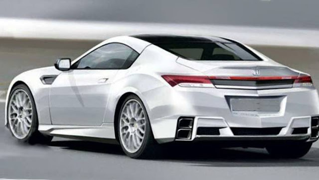 New Honda Prelude Price Redesign 2018