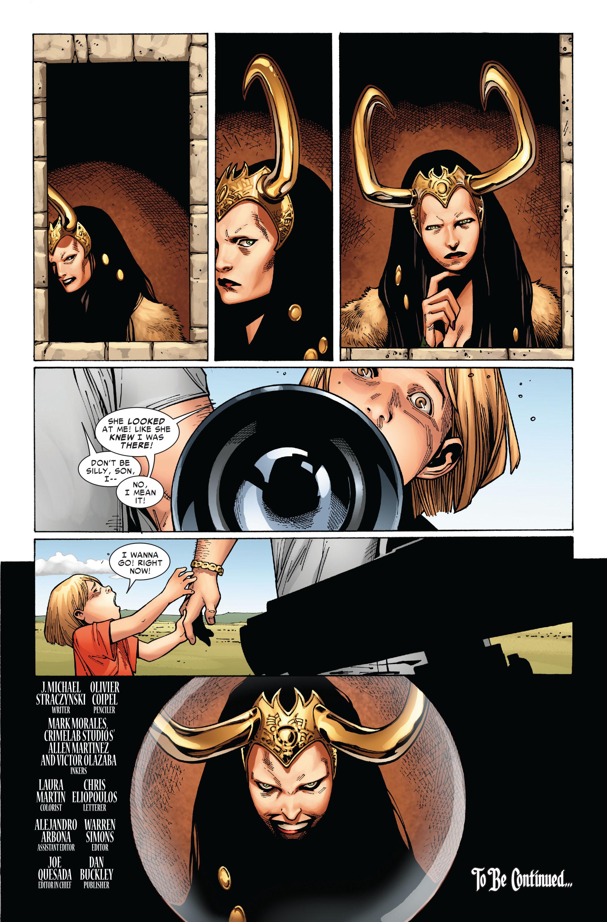 Thor (2007) Issue #10 #10 - English 22