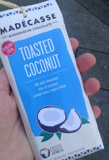 Madecasse Toasted Coconut Milk Chocolate