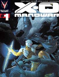 X-O Manowar (2012)