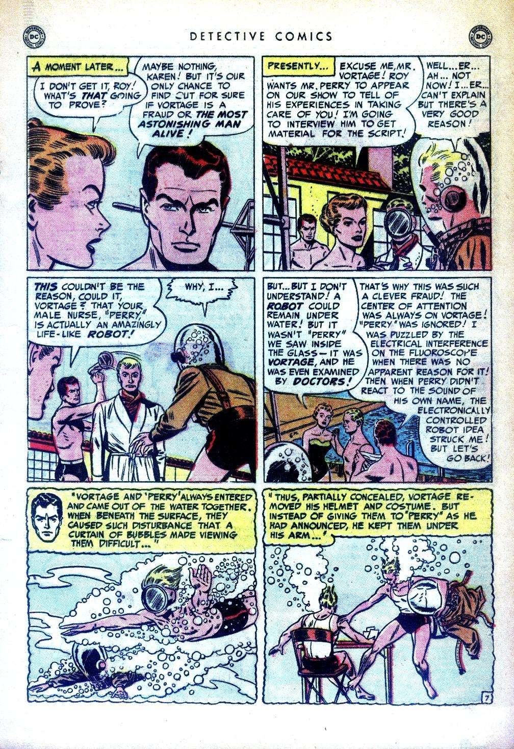 Read online Detective Comics (1937) comic -  Issue #169 - 23