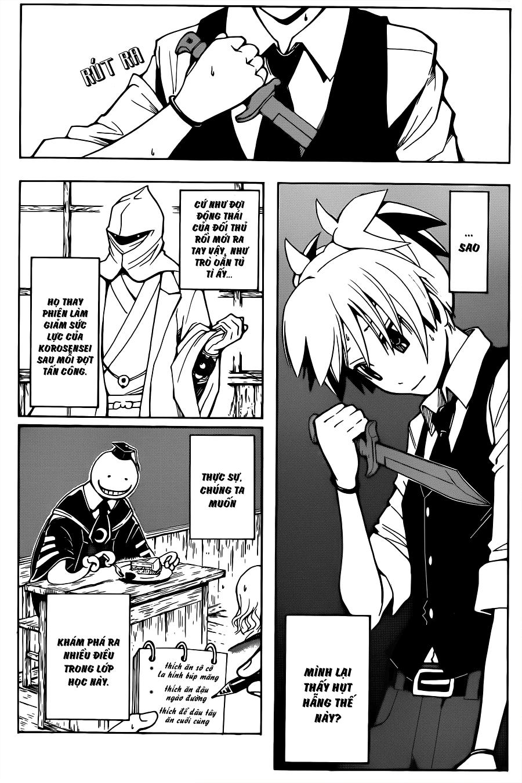 Ansatsu Kyoushitsu chap 31 trang 11