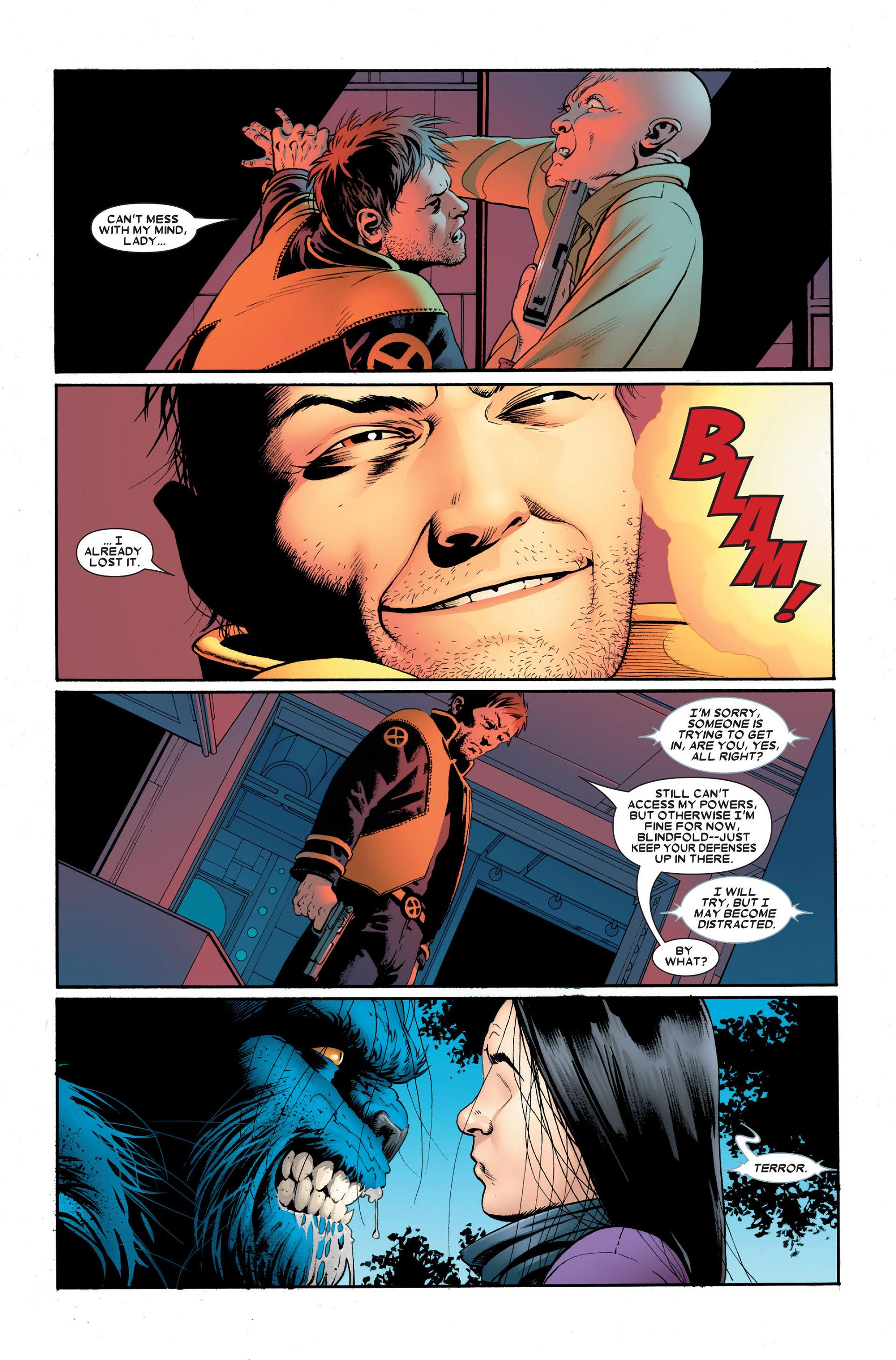Read online Astonishing X-Men (2004) comic -  Issue #18 - 5