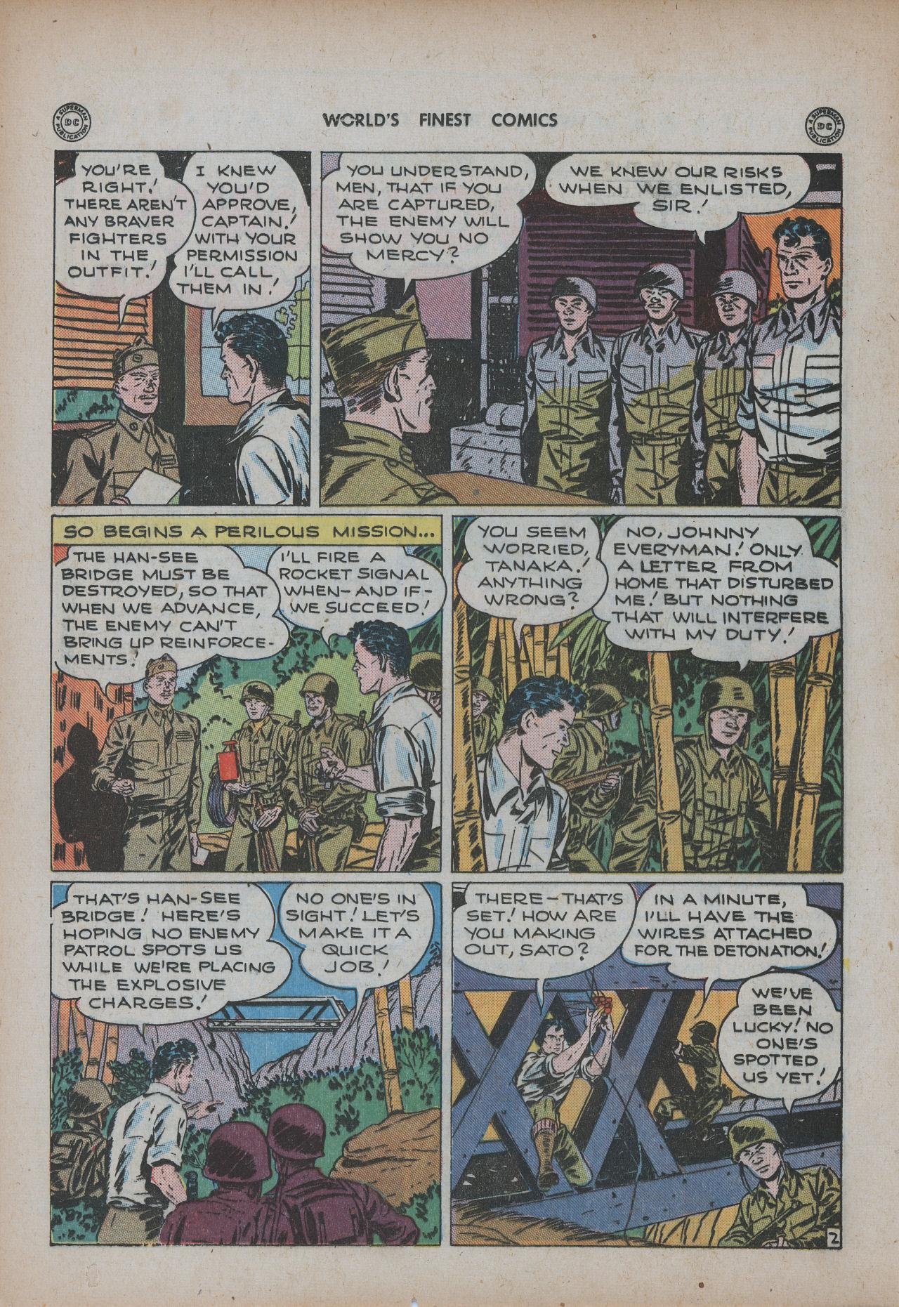 Read online World's Finest Comics comic -  Issue #20 - 54