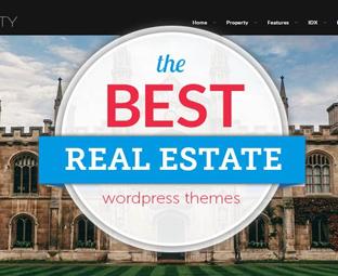 10 Best Real Estate WordPress Themes 2017