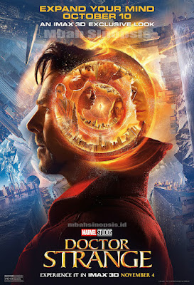 Sinopsis Film Doctor Strange 2016
