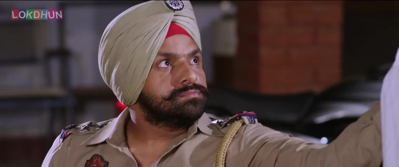 Screen Shot Of Rupinder Gandhi the Gangster 2015 Full HD Movie Free Download 720P Watch Online