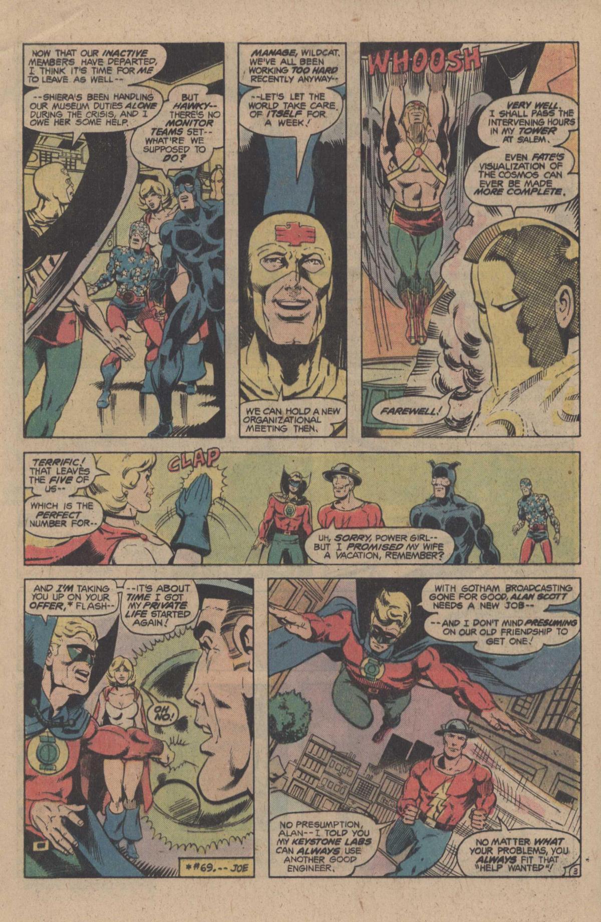 Read online All-Star Comics comic -  Issue #70 - 5