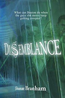 """Shanae Branham, """"DiSemblance"""""""