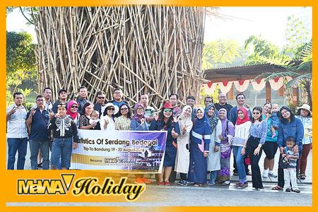 Paket Tour Wisata Bandung Murah Mawa Holiday