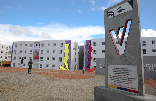 Maduro anunció aumento de montos en créditos para adquisición de viviendas