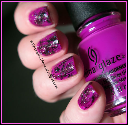 China Glaze ~ Boujee Board