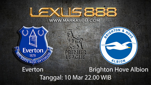 BOLA88 - PREDIKSI TARUHAN BOLA EVERTON VS BRIGHTON HOVE ALBION 10 MARET 2018 ( ENGLISH PREMIER LEAGUE )