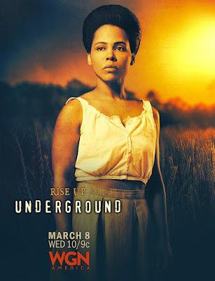 Underground Season 2 Poster 7