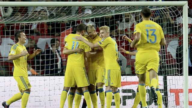[Video] Cuplikan Gol Turki 2-2 Ukraina (Kualifikasi Piala Dunia 2018)