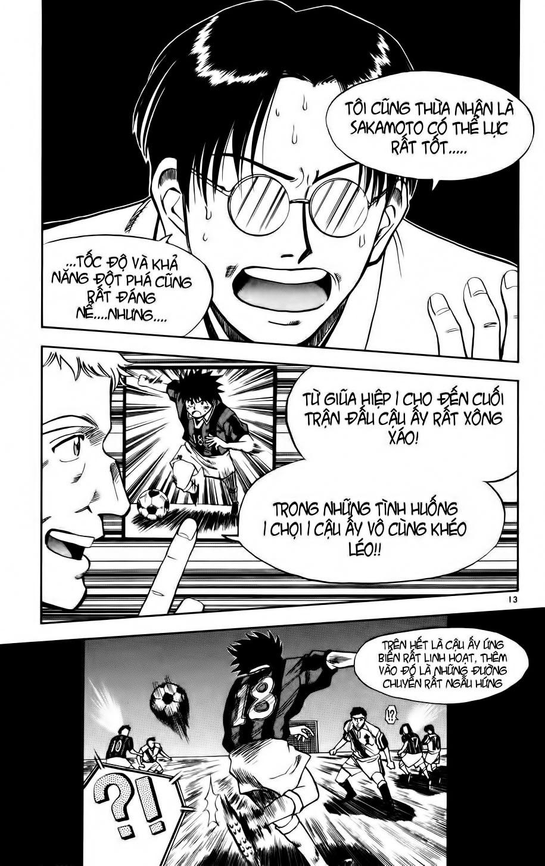 Fantasista chap 5 trang 13