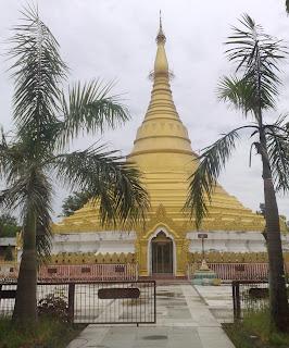 Photo of Golden Temple Lumbini Nepal