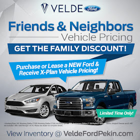 Ford X Plan Pricing >> The Velde Voice Get X Plan Pricing At Velde Ford During Our