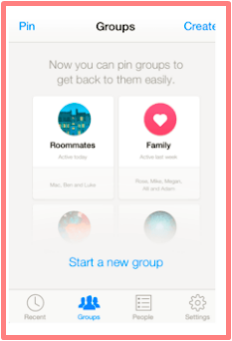 Make Group Chat Facebook