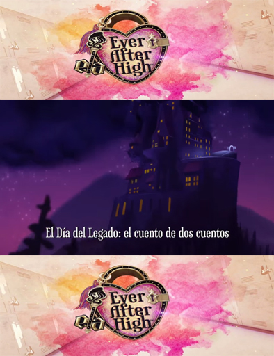 ver Ever After High: El día del legado – El cuento de dos cuentos (2013) Online