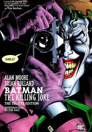 Batman: The Killing Joke PDF Download