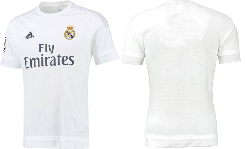 3da9f052 Real Madrid Drakt 2015/2016 Hjem Fotball Butikk | Billige Nike ...