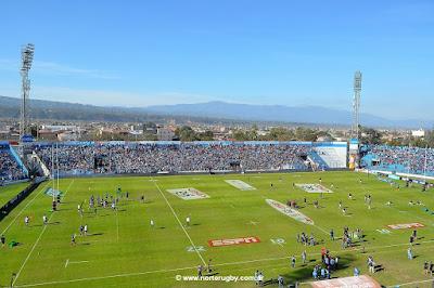 Fixture de Argentina XV en el Americas Rugby Championship