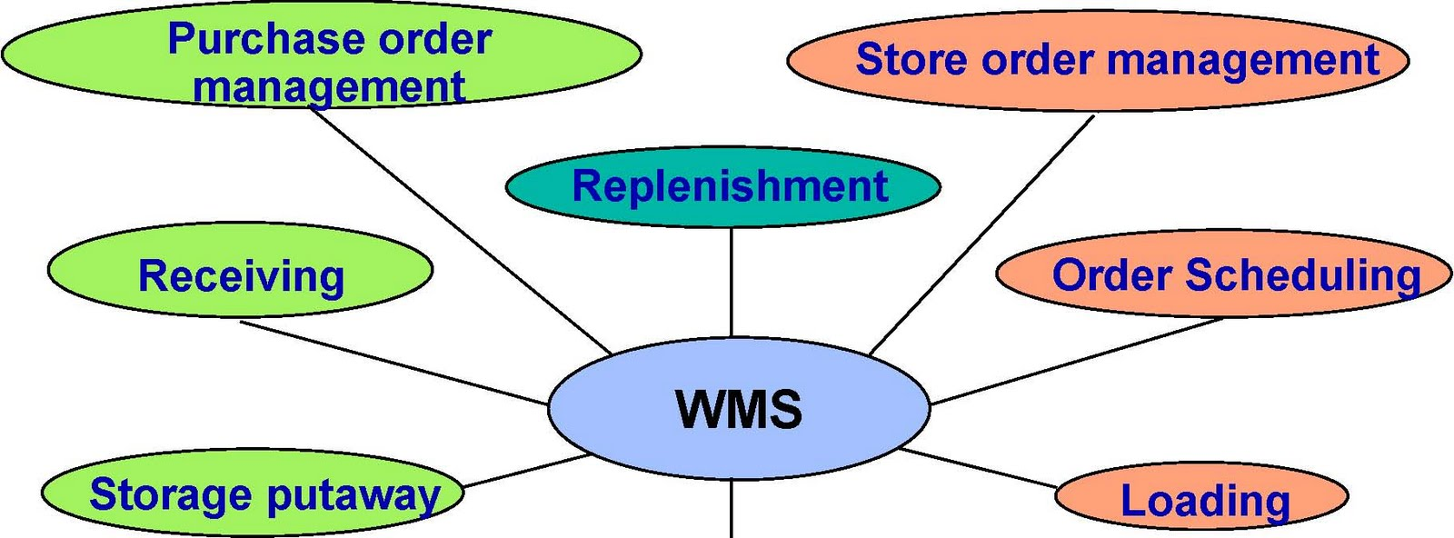LSWsolutions: Warehouse Management System (WMS)