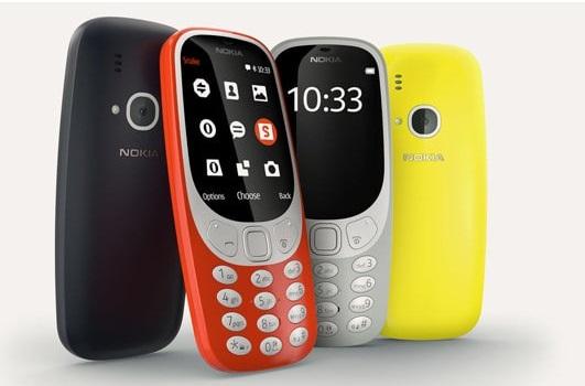 Nokia launch Nokia 3310 3G variant