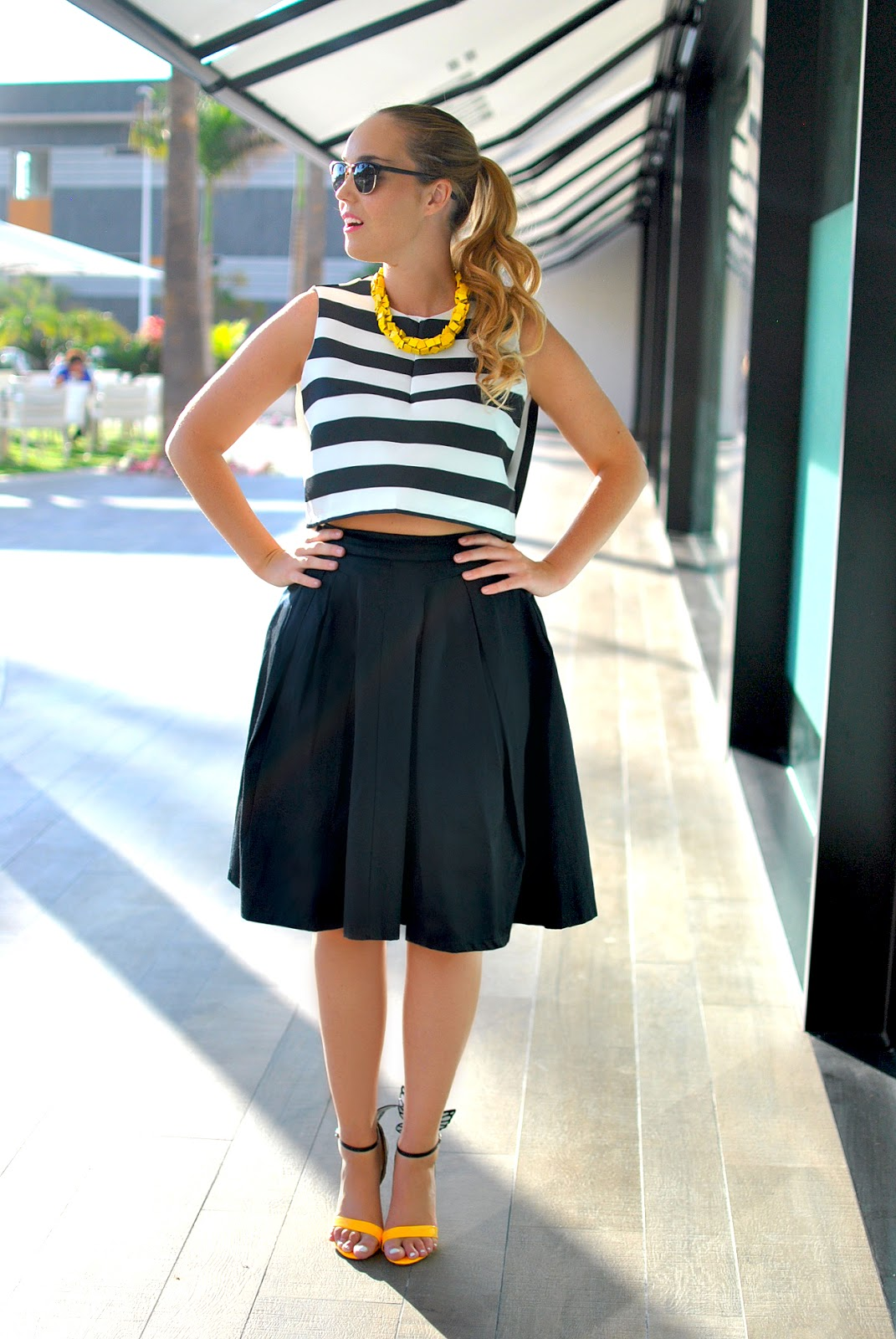 nery hdez, chicwish , crop top, mister spex, midi skirt , nowistyle, lovelyshoes