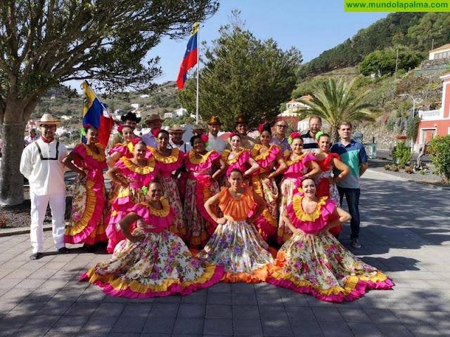 Villa de Mazo retoma la festividad en honor a Ntra Sra del Coromoto después de más de 40 años