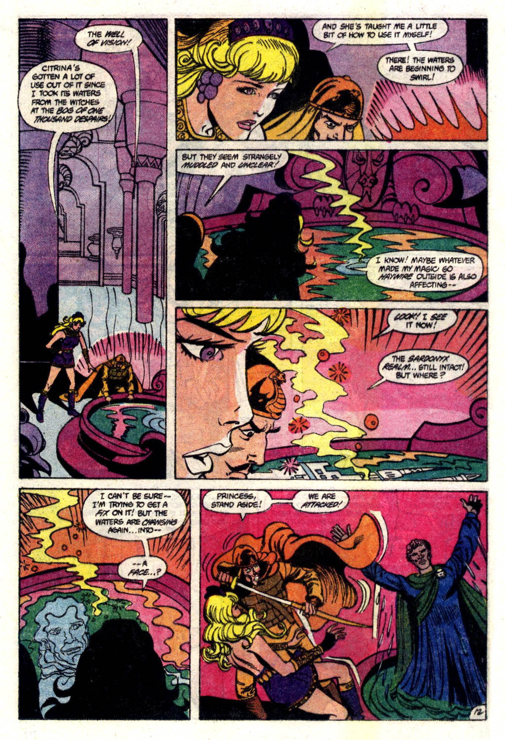 Read online Amethyst (1985) comic -  Issue #6 - 13
