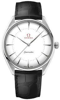 Montre Omega Seamaster Olympic Games Gold Collection PyeongChang 2018
